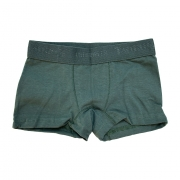 Cueca Boxer Infantil Verde