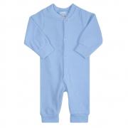 Macacão Bebê Soft Azul