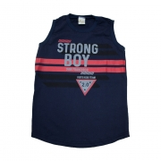 Regata Infantil Strong Boy Marinho
