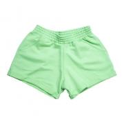 Shorts Infantil Neon Verde