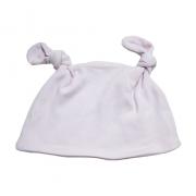 Touca Bebê Com Orelhinhas Rosa