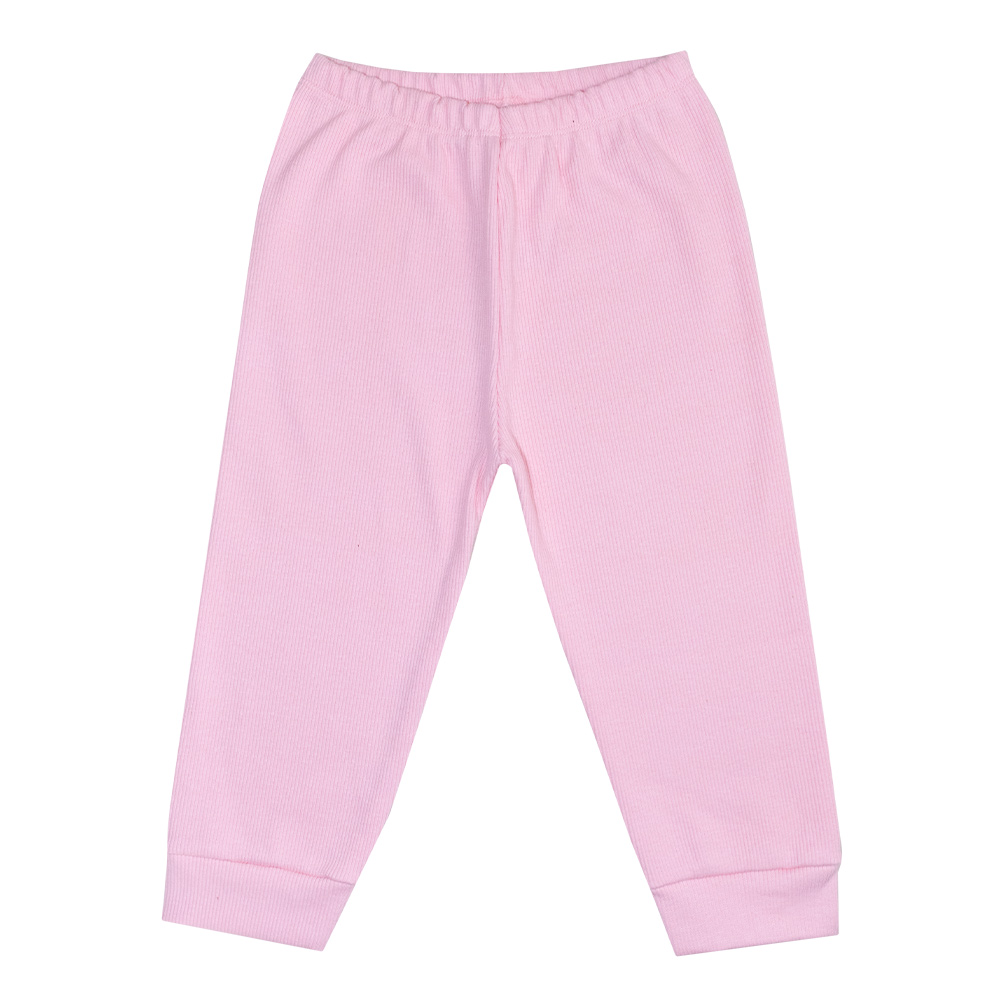 Conjunto Infantil Body Estrelas Rosa  - Jeito Infantil