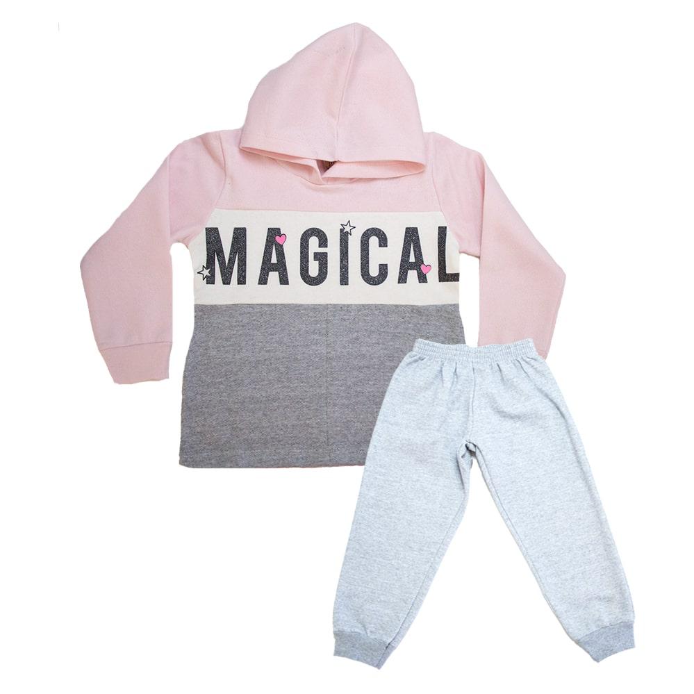 Conjunto Infantil Magical Mescla  - Jeito Infantil