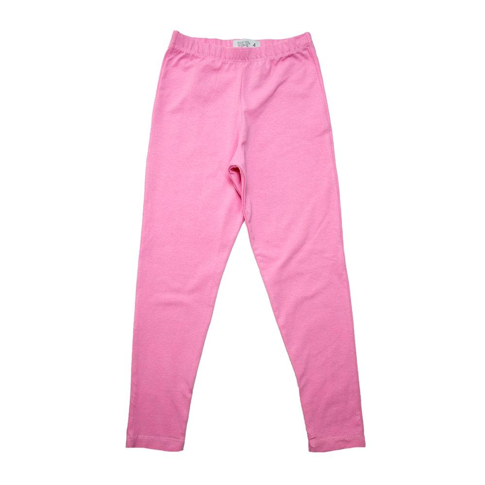 Legging Infantil Rosa   - Jeito Infantil