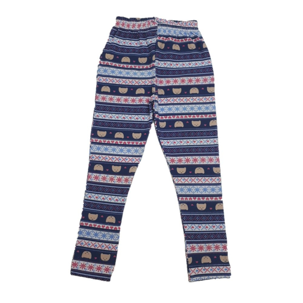 Legging Infantil Ursinho  - Jeito Infantil