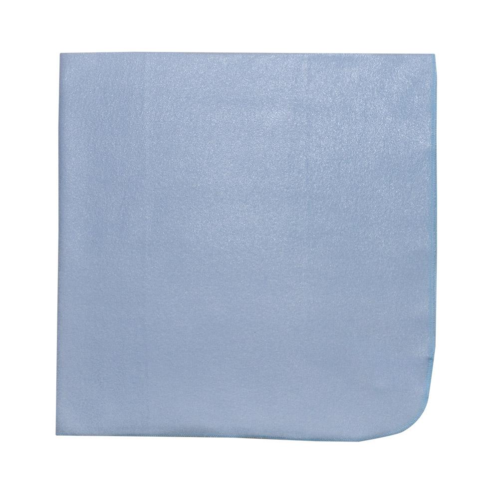 Manta Bebê Soft Azul  - Jeito Infantil