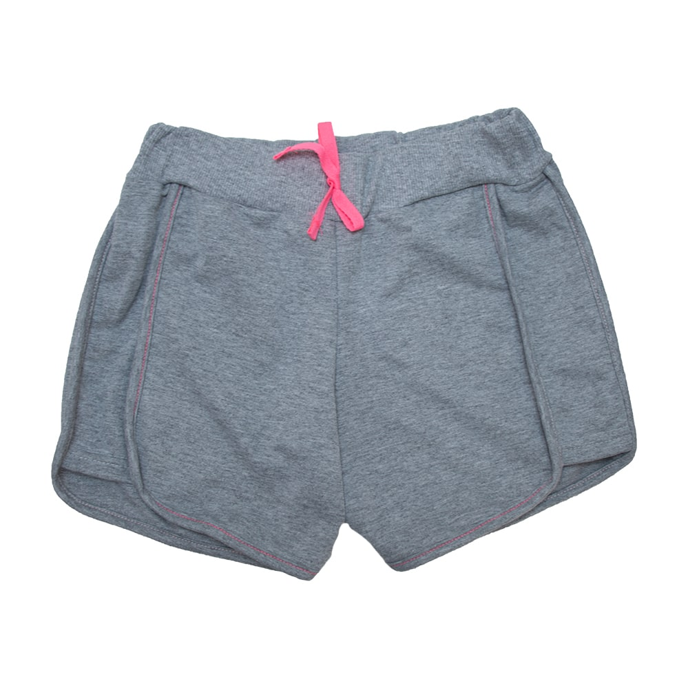 Shorts Juvenil Boxeador  Mescla  - Jeito Infantil