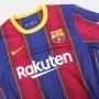 Camisa oficial barcelona 20/21 masculina - nike