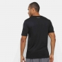 Camisa under armour left chest masculina