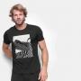 Camiseta puma cat box masculina