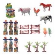 Animais do Mundo Fazendinha de Brinquedo