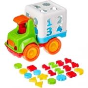 Caminhão de Encaixes Baby Truck - Roma Brinquedos