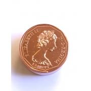 Dichavador de Metal 4 partes moeda