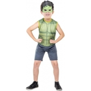Fantasia infantil  Carnaval incrivel Hulk Pop