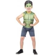 Fantasia infantil  Carnaval incrivel Hulk Pop