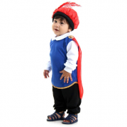 Fantasia Infantil O Pequeno Principe Luxo