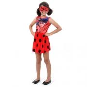 Fantasia infantil Ladybug Faces