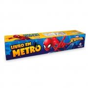 Livro Em Metro Homem Aranha
