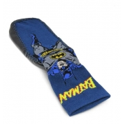 Meiufa Infantil Ricsen Batman meia e pantufa