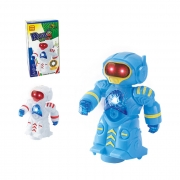 Robo Star com Som e Luz 16,5cm