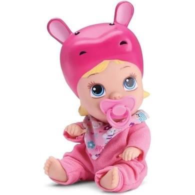 Boneca Little Dolls Soninho (Faz Xixi)