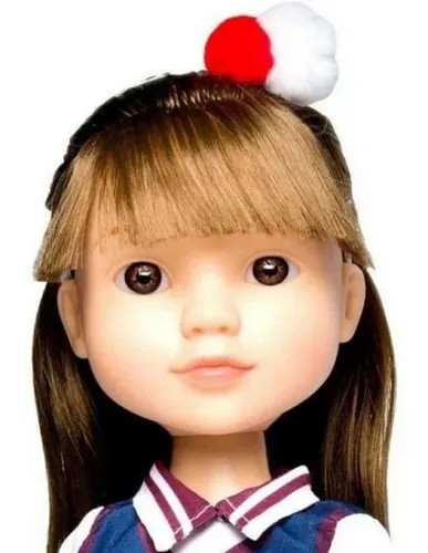 Boneca Poliana Baby Brink