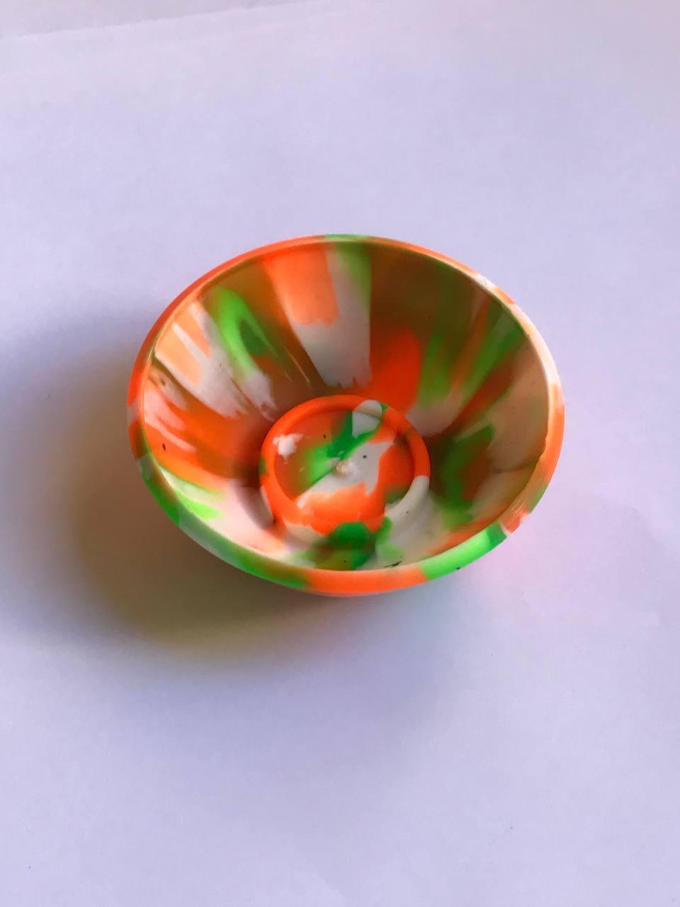 Cuia de silicone