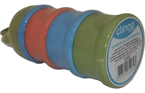 Dosador De Leite Em Po Clingo ( Novo )