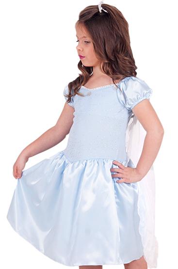 Fantasia Infantil Carnaval  Princesa Audrey