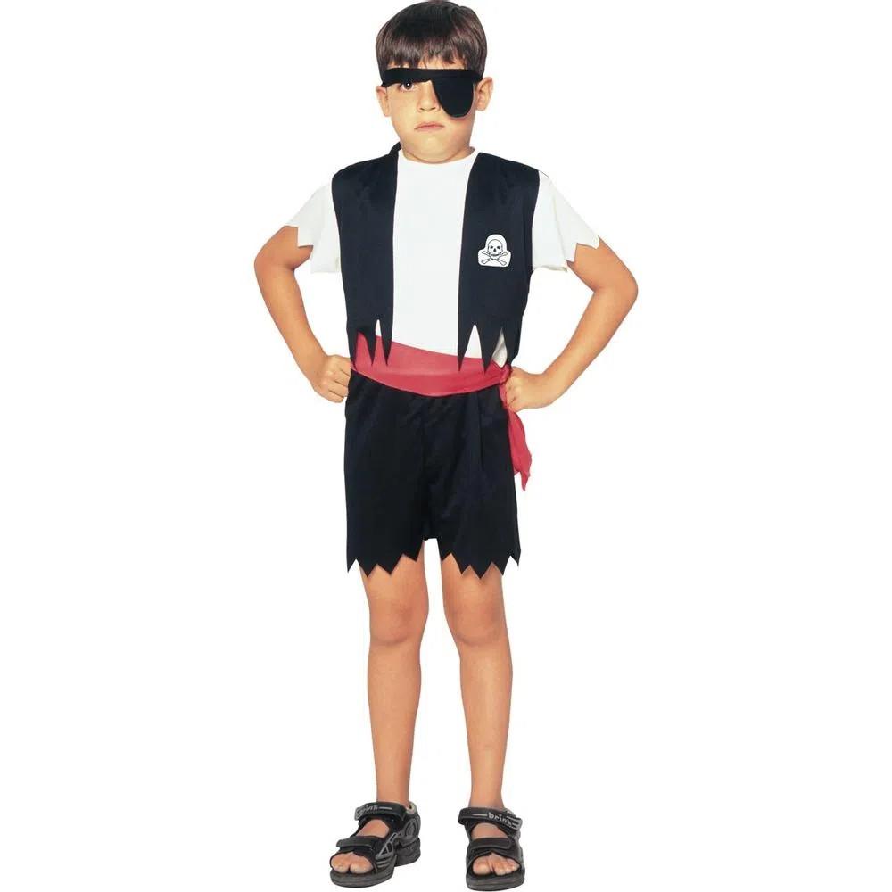 Fantasia Infantil  Pirata