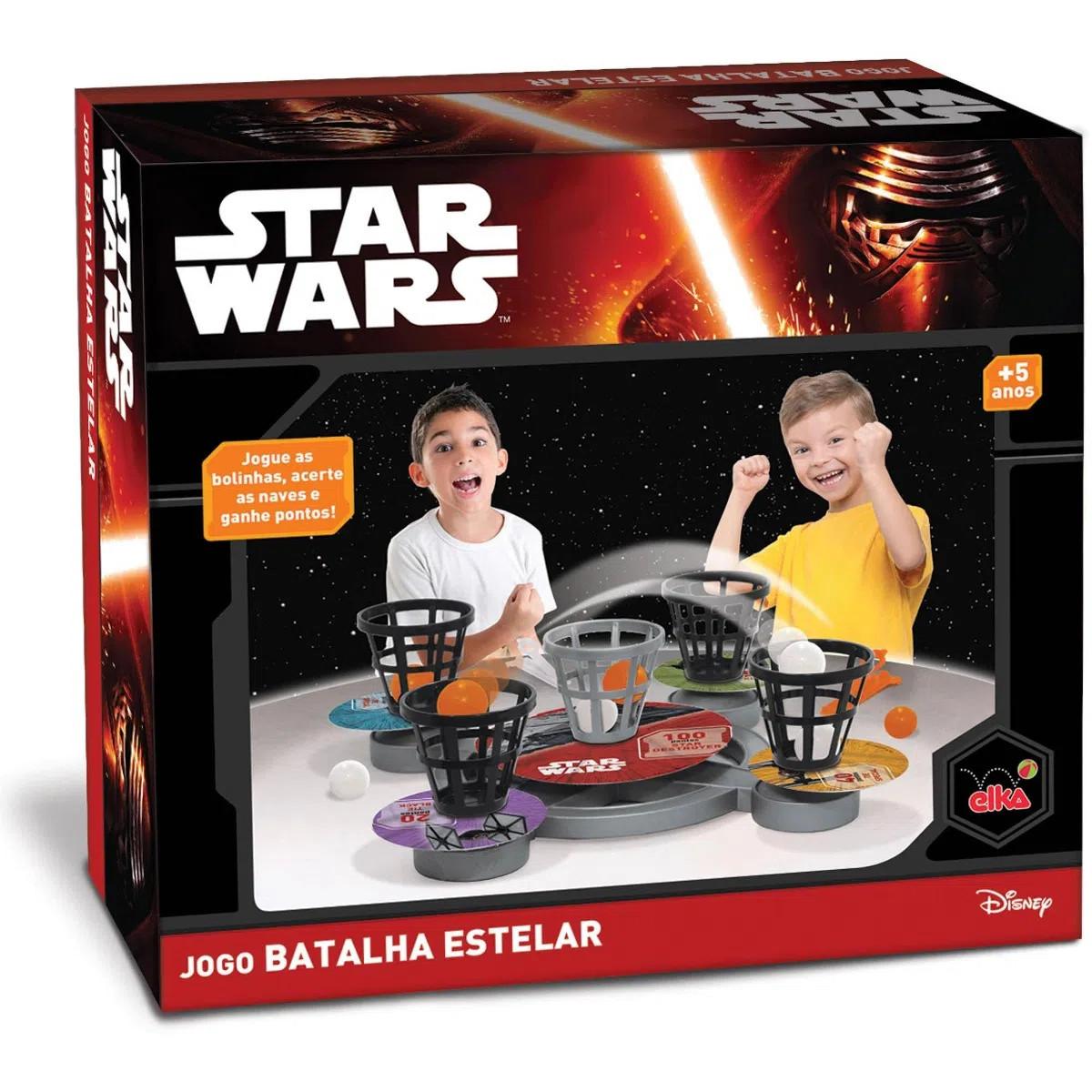 Jogo Batalha Estelar - Star Wars