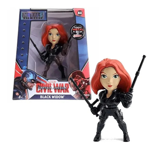 Metals Figure 4 cm Marvel Civil War Movie