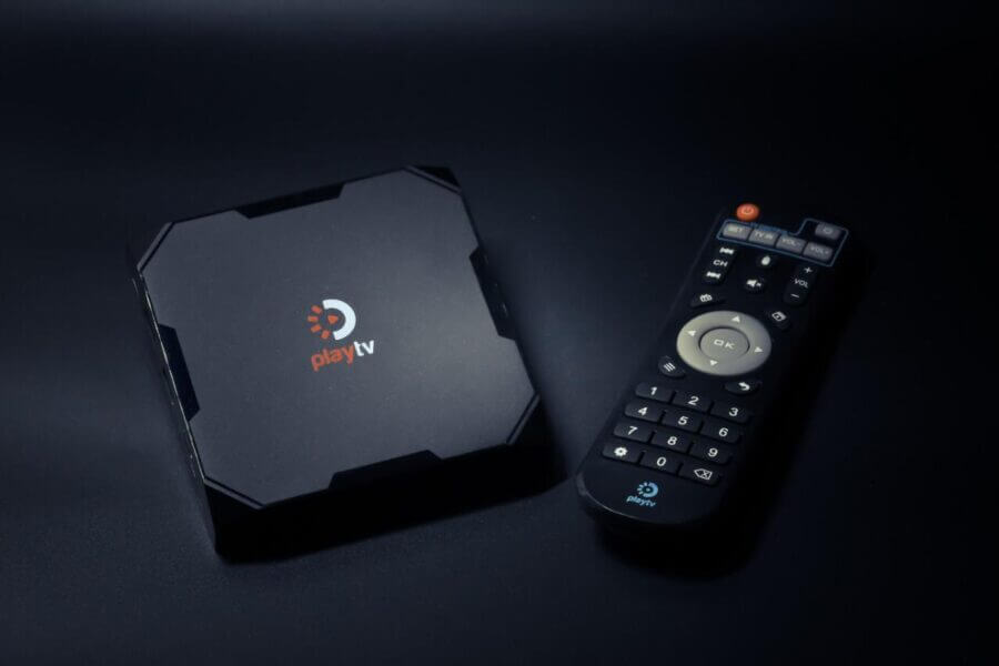 Receptor PLAYTV – ANDROID 9.0