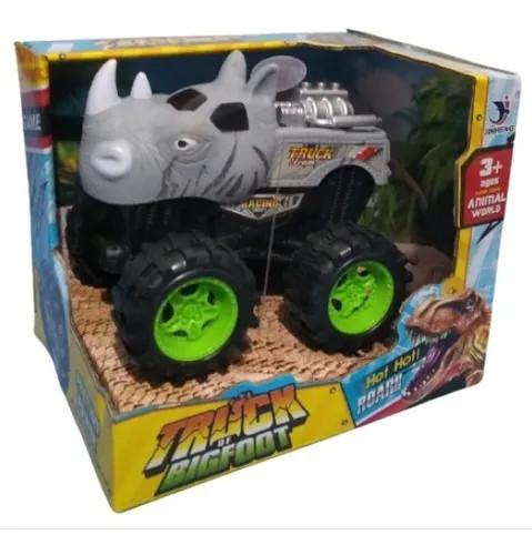 Truck Of Bigfoo Carrinho de Corrida