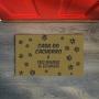 Tapete Capacho Casa do Cachorro e Seus Humanos... Bege 40x60 cm