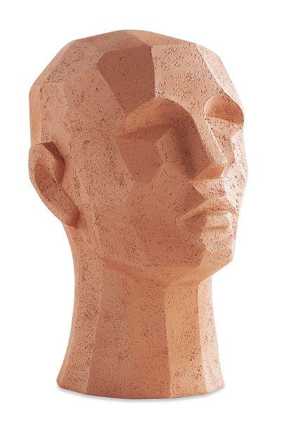 Escultura Face Barking