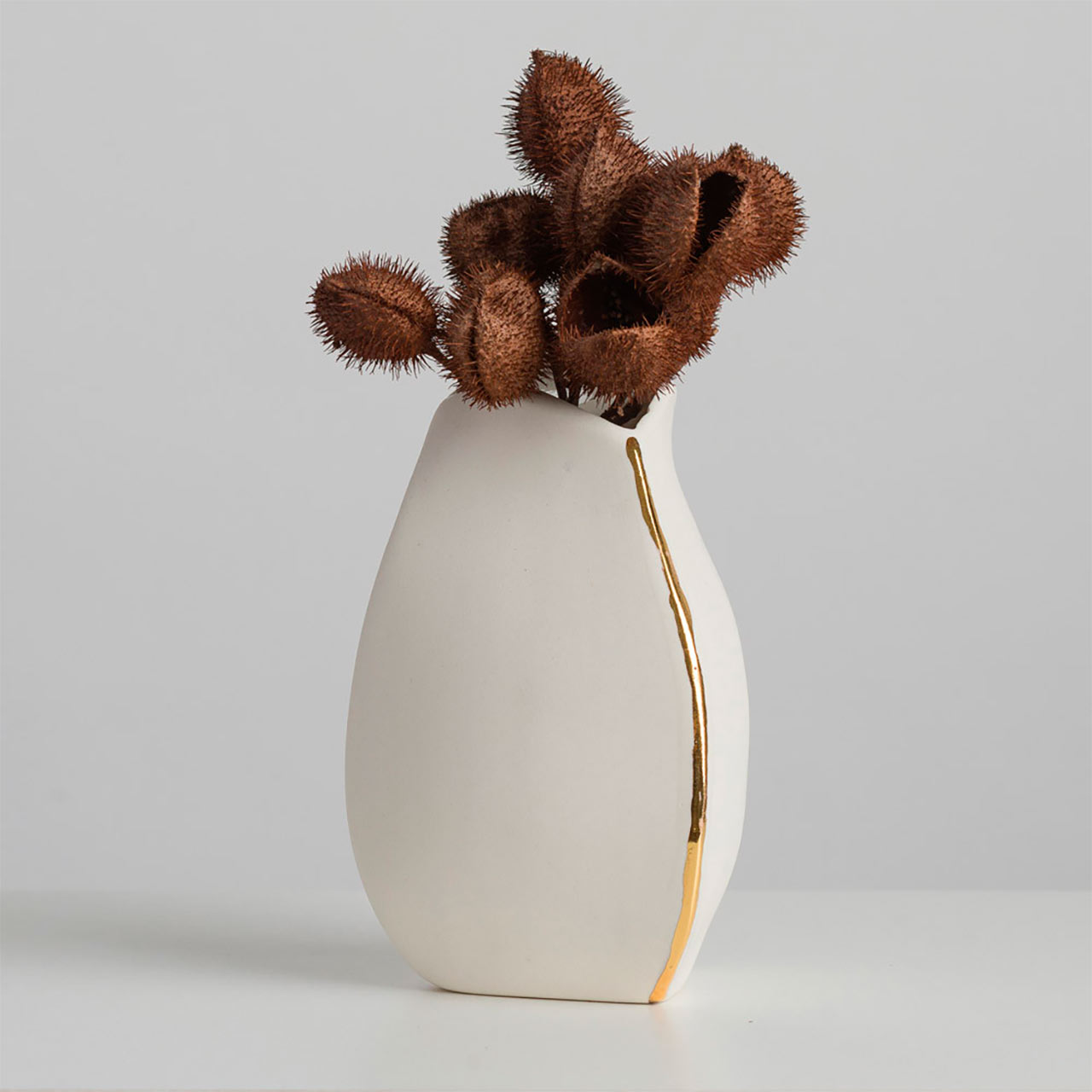 Vaso em Porcelana Canary Pequeno