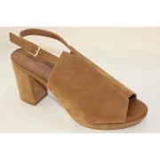 Sandal boot decote v