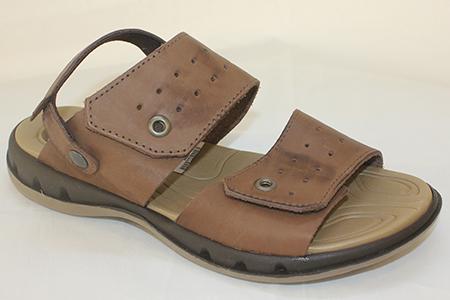 sandália duplo uso