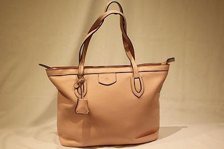 Shopping bag pespontada