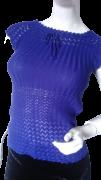 Blusinha Azul