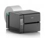 Impressora de etiqueta Postek com kit adaptador EM210-AD
