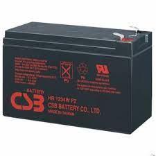 Baterias CSB VRLA 12V 9AH - HR1234W