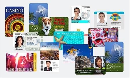 Crachá Personalizado com Foto - 1 Lado Colorido