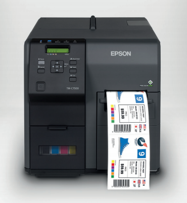 Impressora de Etiquetas Epson ColorWorks C7500G - C31CD84311