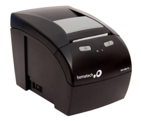 Impressora Fiscal Termica Blindada Bematech Mp-4200 TH FI II USB Ethernet - Convenio Icms 09/09 Valido EM Sc