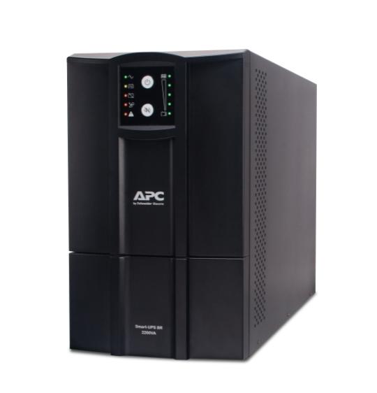 No Break APC Smart-UPS 2200va Mono115 - SMC2200XL-BR