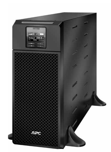No Break Rack APC Smart-UPS RT 6Kva Mono230 - SRT6KXLI