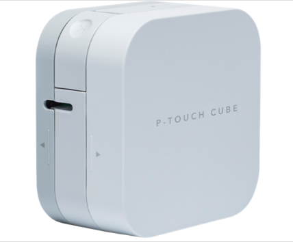 Rotulador Eletrônico Brother P-Touch CUBE - PTP300BT