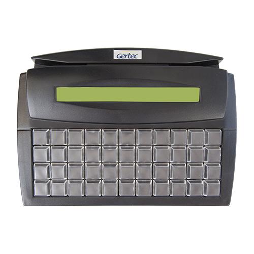 TECLADO GERTEC PR TEC 44 DIS - USB